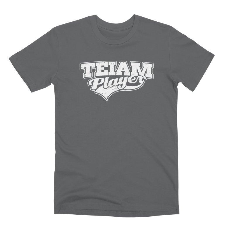 TEIAM Player Men's Premium T-Shirt by Jerkass