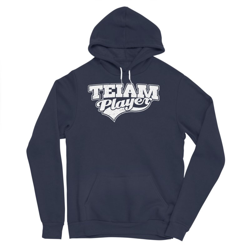 TEIAM Player Women's Sponge Fleece Pullover Hoody by Jerkass