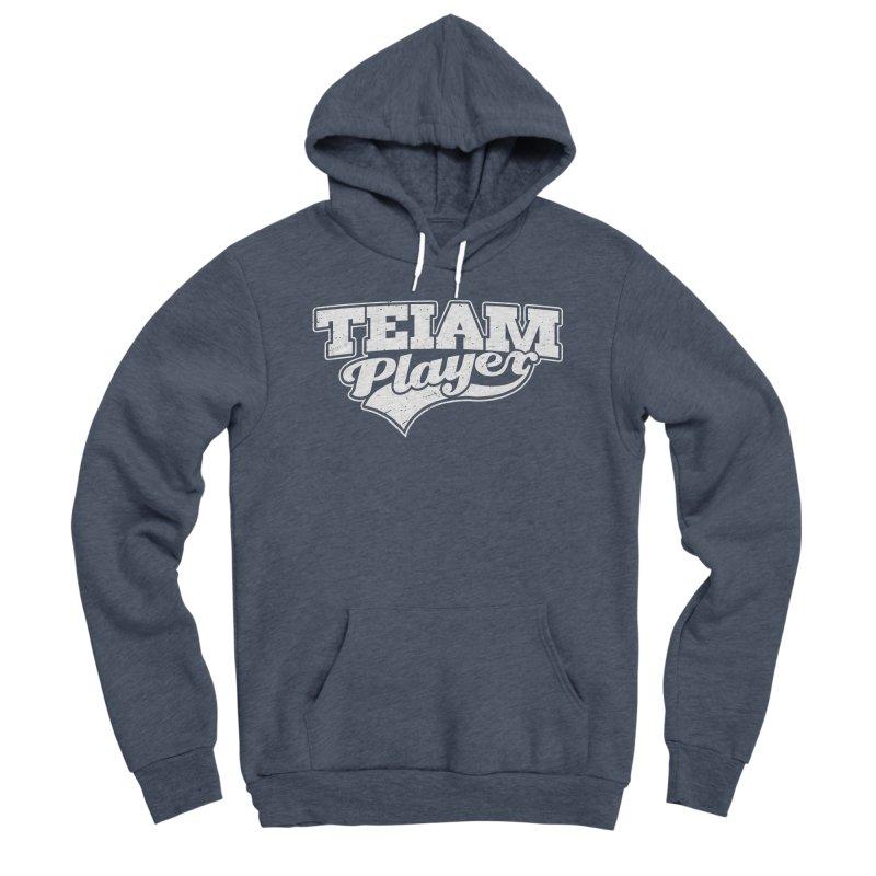 TEIAM Player Women's Sponge Fleece Pullover Hoody by Jerkass