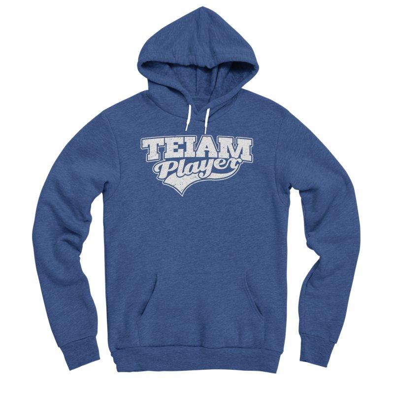 TEIAM Player Men's Sponge Fleece Pullover Hoody by Jerkass