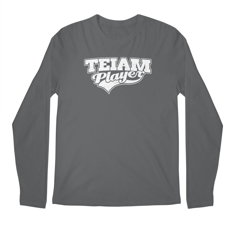 TEIAM Player Men's Longsleeve T-Shirt by Jerkass