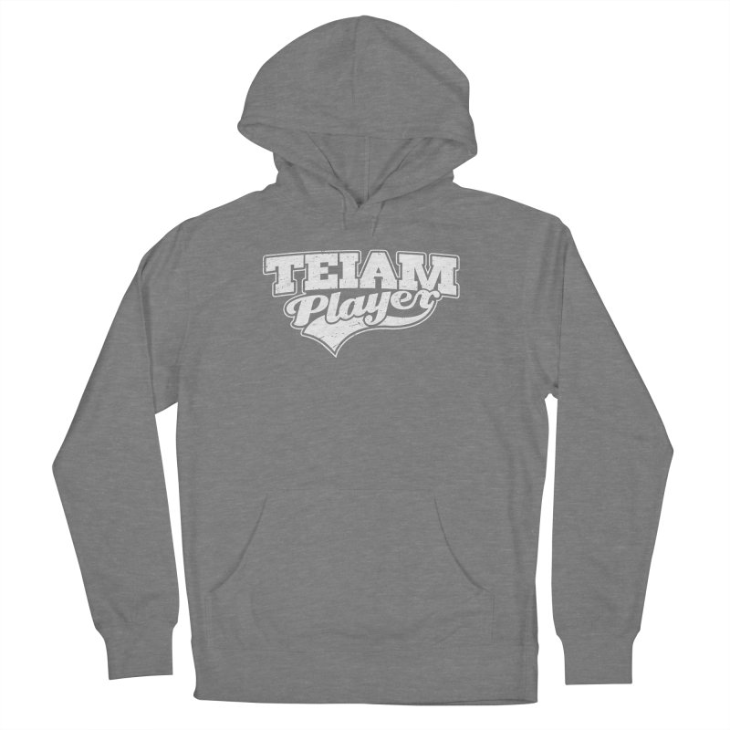 TEIAM Player Women's Pullover Hoody by Jerkass