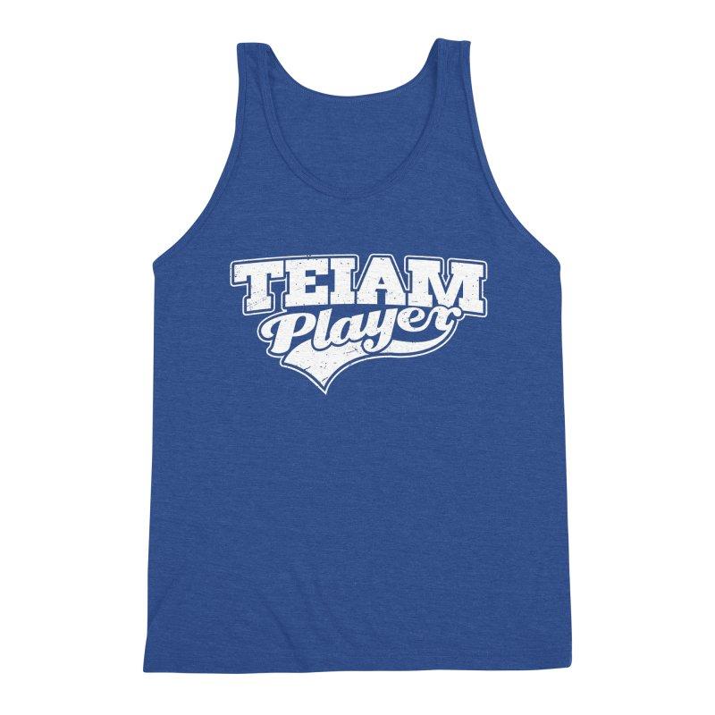 TEIAM Player Men's Tank by Jerkass