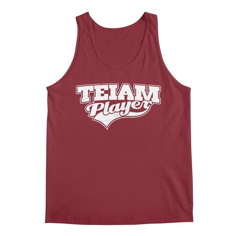 TEIAM Player Men's Regular Tank by Jerkass