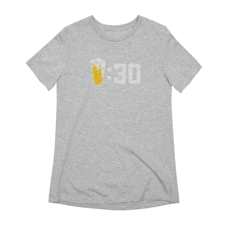 Beer : 30 Women's Extra Soft T-Shirt by Jerkass