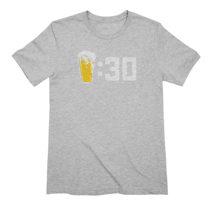 Beer : 30 Men's Extra Soft T-Shirt by Jerkass