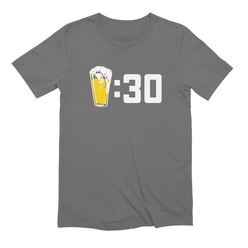 Beer : 30 Men's Extra Soft T-Shirt by Jerkass