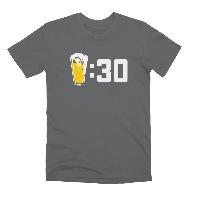 Beer : 30 Men's T-Shirt by Jerkass