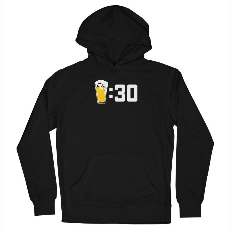 Beer : 30 Women's French Terry Pullover Hoody by Jerkass