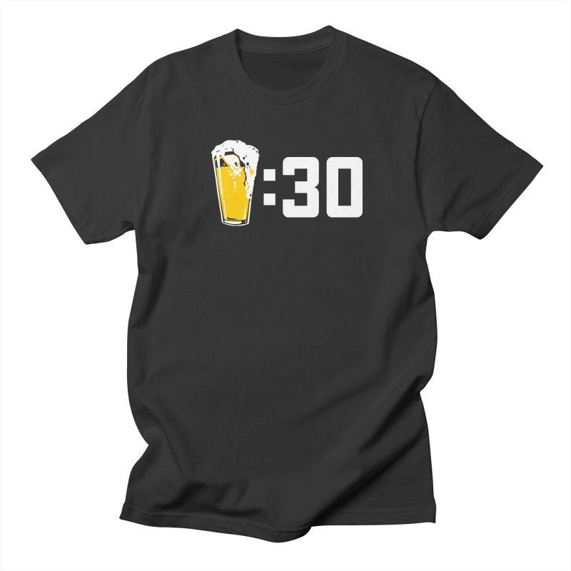Beer : 30 Women's Regular Unisex T-Shirt by Jerkass