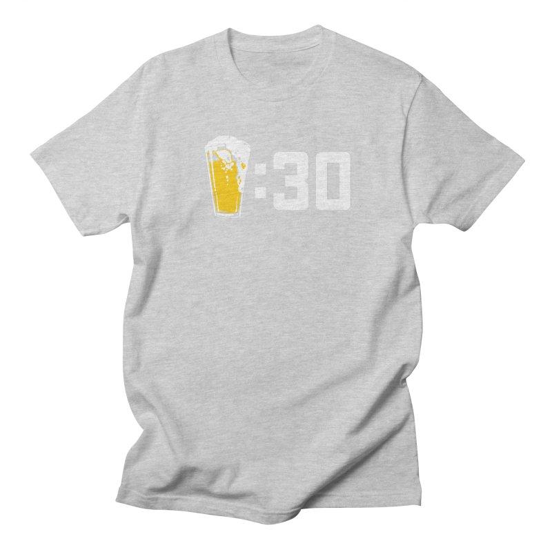 Beer : 30 Men's Regular T-Shirt by Jerkass