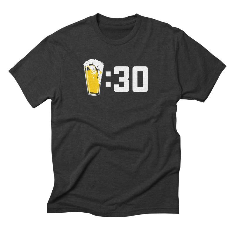 Beer : 30 Men's Triblend T-Shirt by Jerkass
