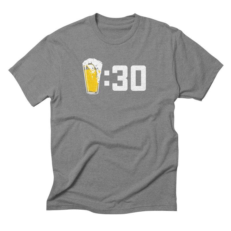 Beer : 30 Men's Triblend T-Shirt by Jerkass