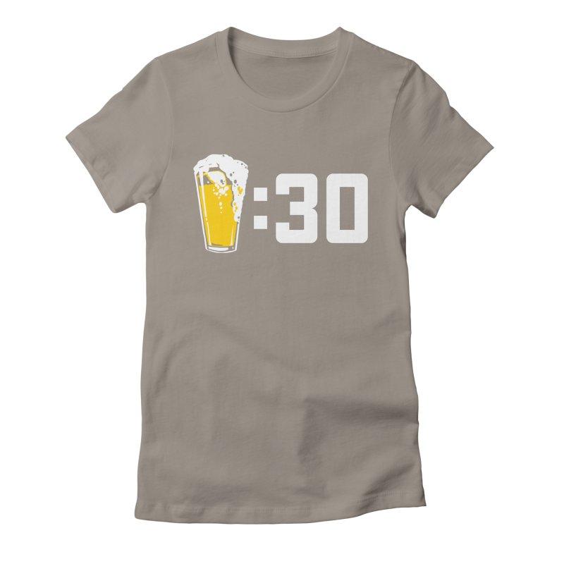 Beer : 30 Women's T-Shirt by Jerkass