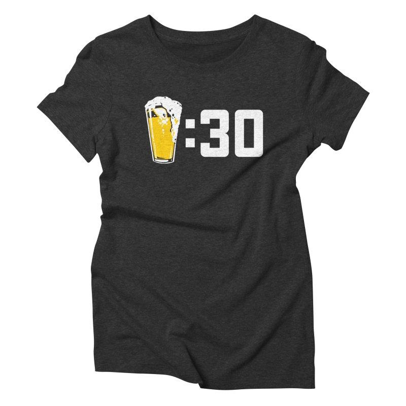 Beer : 30 Women's Triblend T-Shirt by Jerkass