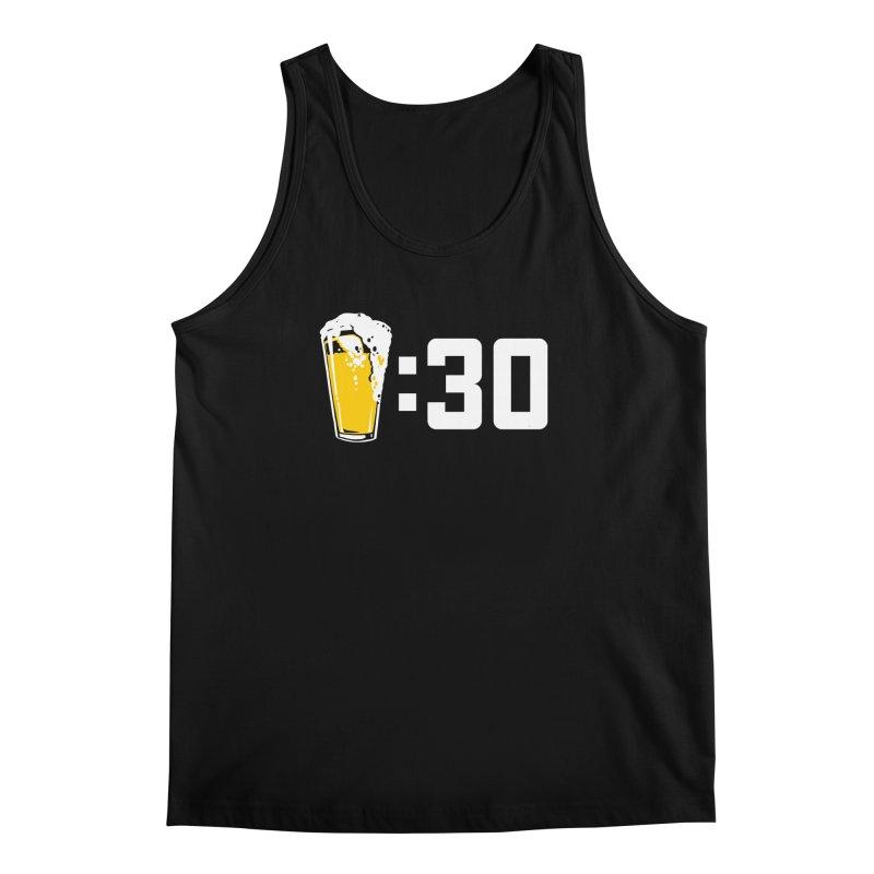 Beer : 30 Men's Regular Tank by Jerkass