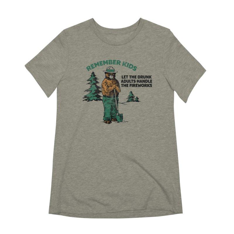 Smokey Women's Extra Soft T-Shirt by Jerkass