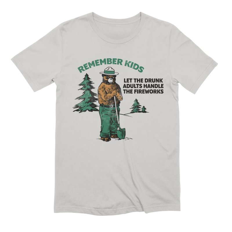 Smokey Men's Extra Soft T-Shirt by Jerkass