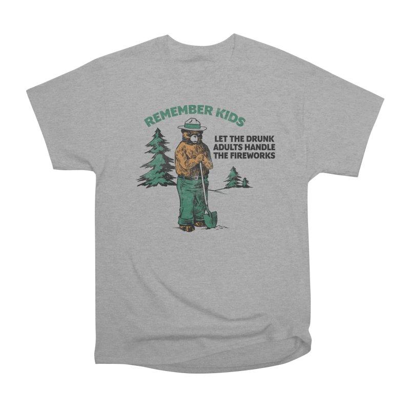 Smokey Women's Heavyweight Unisex T-Shirt by Jerkass