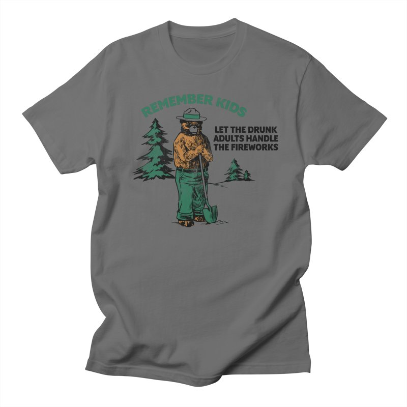 Smokey Men's Regular T-Shirt by Jerkass