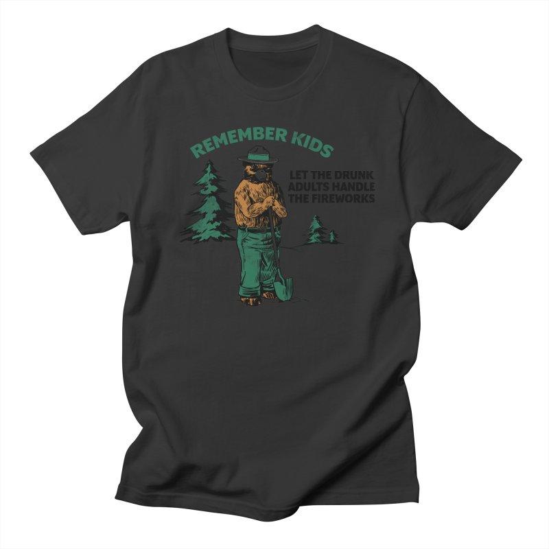 Smokey Men's Regular T-Shirt by Jerkass