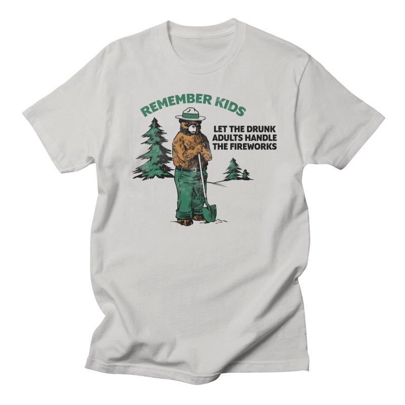 Smokey Women's Regular Unisex T-Shirt by Jerkass