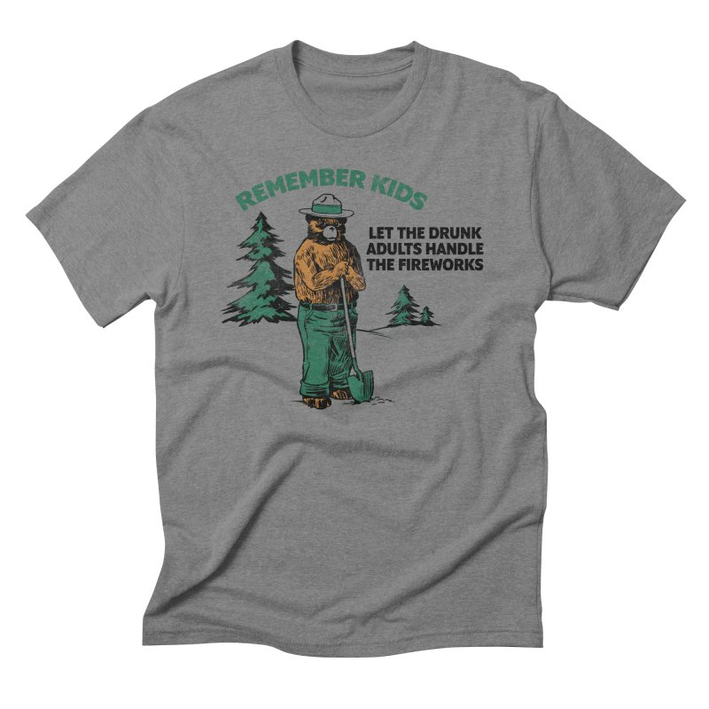 Smokey Men's T-Shirt by Jerkass