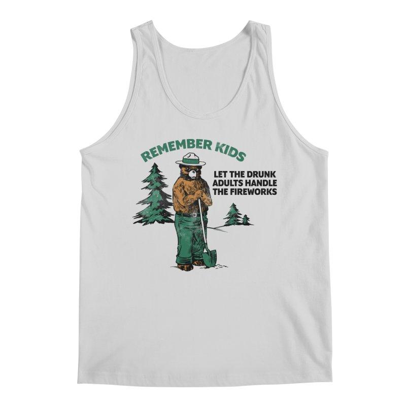 Smokey Men's Regular Tank by Jerkass