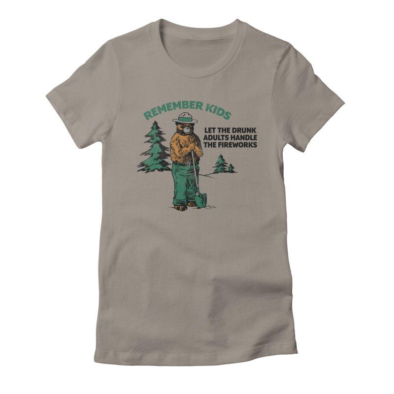 Smokey Women's T-Shirt by Jerkass