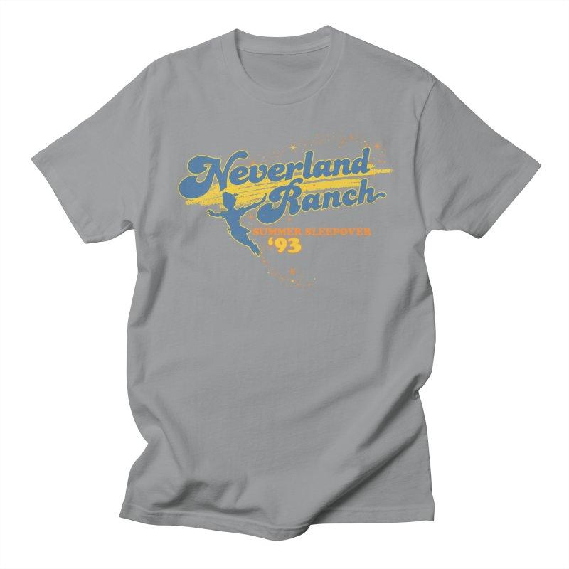 Neverland Ranch Summer Sleepover '93 Women's Regular Unisex T-Shirt by Jerkass Clothing Co.