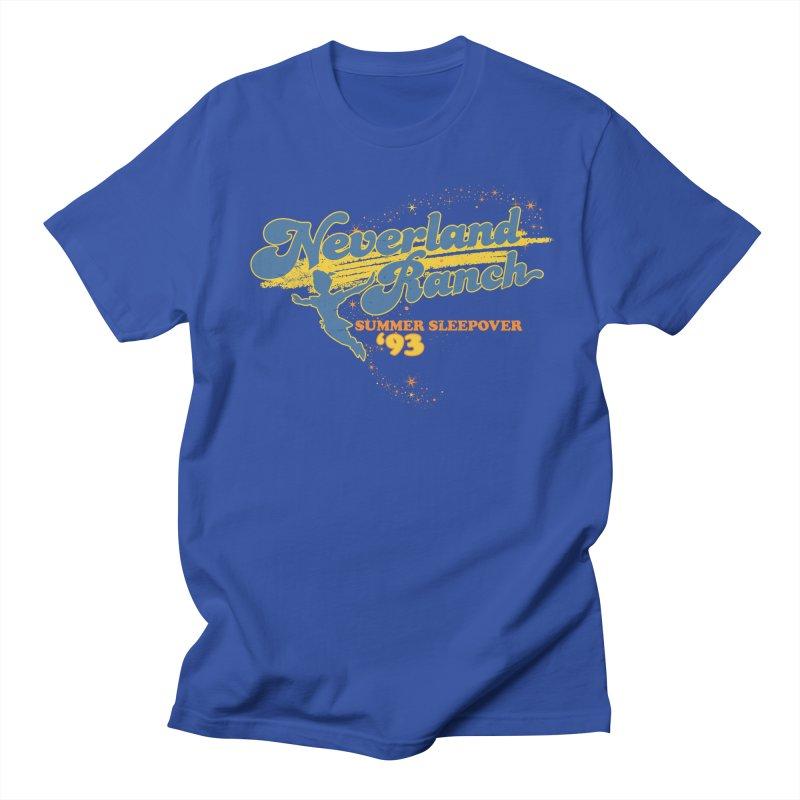 Neverland Ranch Summer Sleepover '93 Women's Unisex T-Shirt by Jerkass Clothing Co.