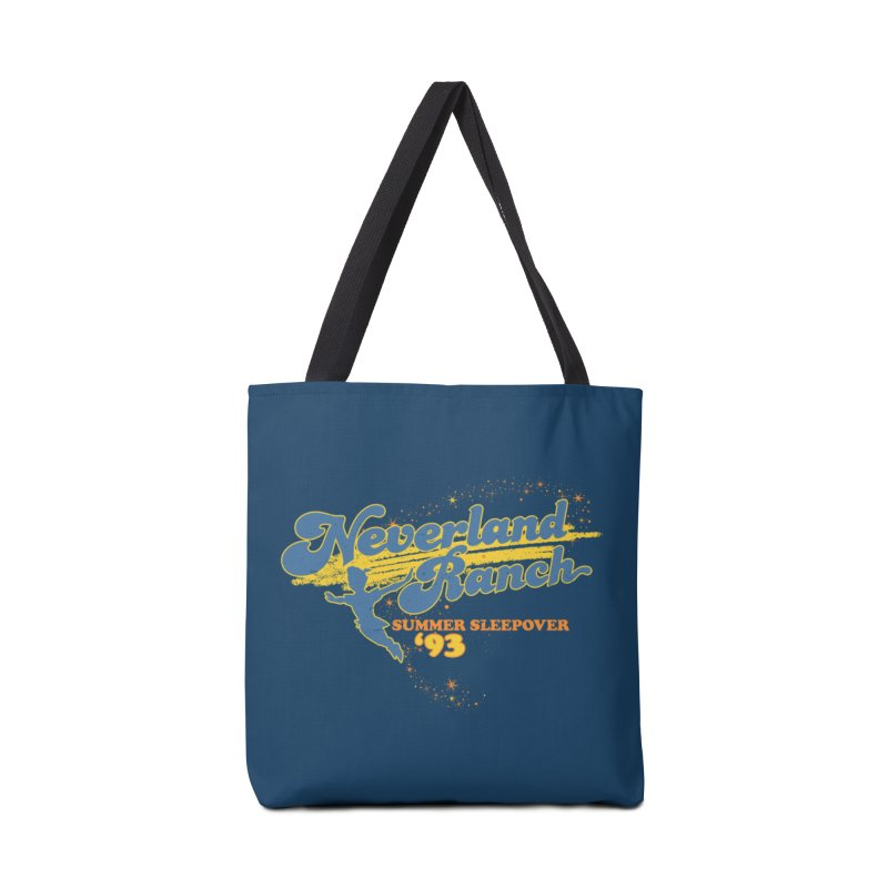 Neverland Ranch Summer Sleepover '93 Accessories Bag by Jerkass Clothing Co.