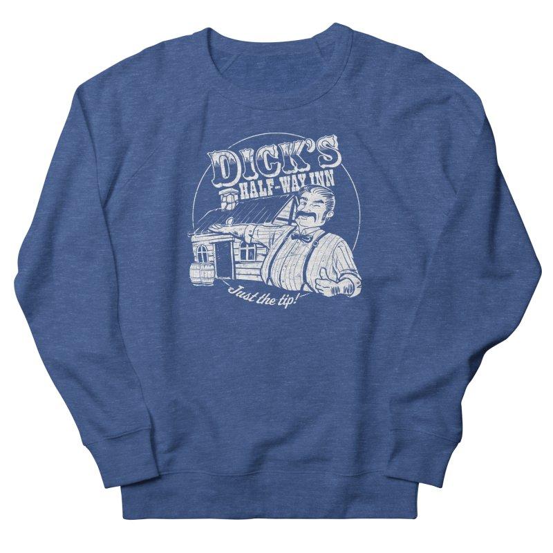 Dick's Half-Way Inn Men's Sweatshirt by Jerkass