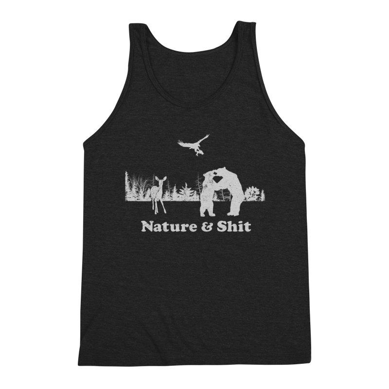 Nature & Shit Men's Tank by Jerkass