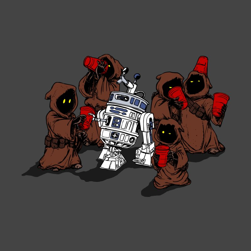 Tap That Droid Home Fine Art Print by Jerkass Clothing Co.