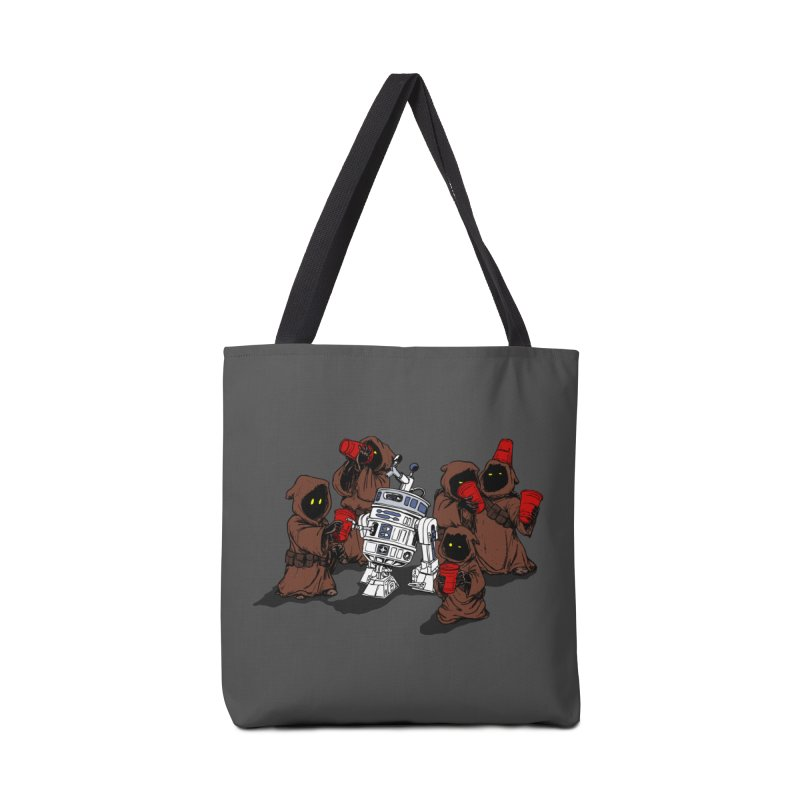 Tap That Droid Accessories Bag by Jerkass Clothing Co.