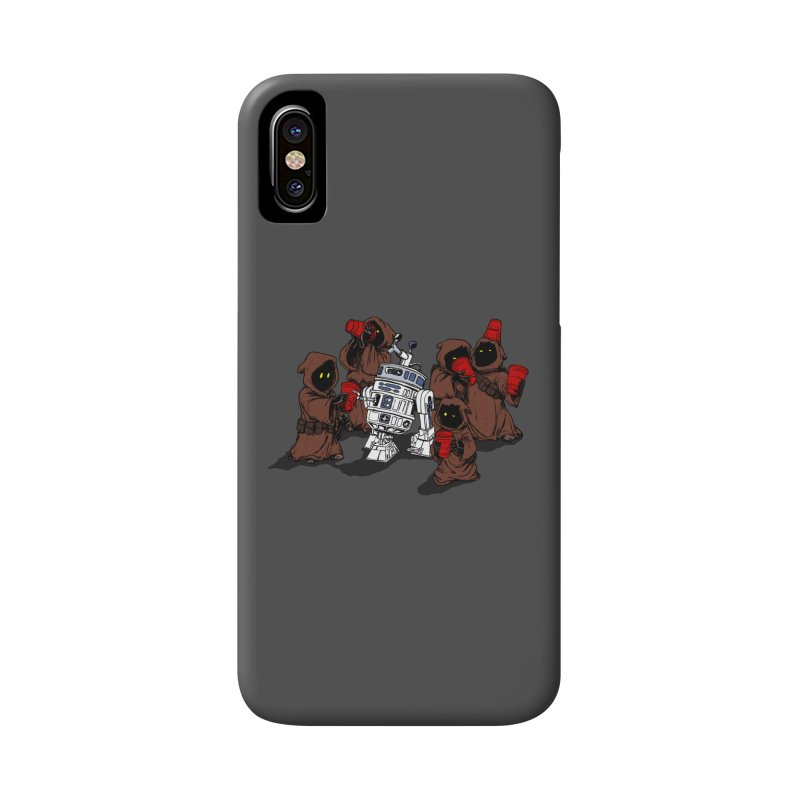 Tap That Droid Accessories Phone Case by Jerkass Clothing Co.