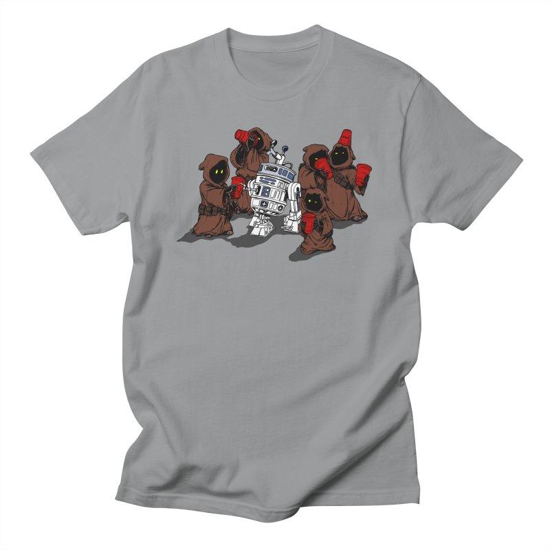Tap That Droid Men's Regular T-Shirt by Jerkass