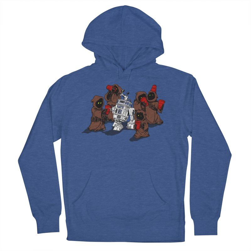 Tap That Droid Women's French Terry Pullover Hoody by Jerkass