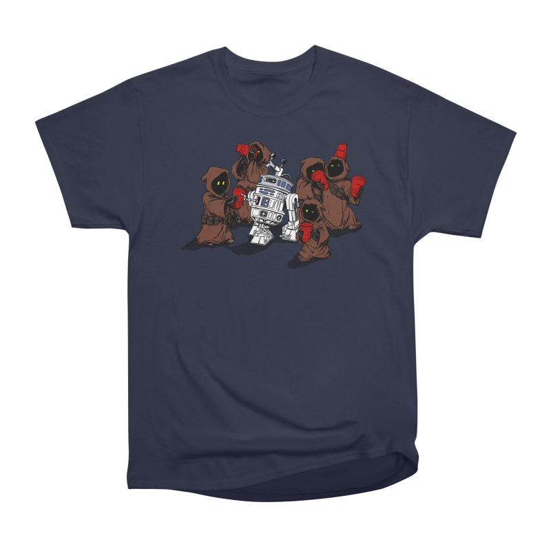 Tap That Droid Men's Classic T-Shirt by Jerkass Clothing Co.