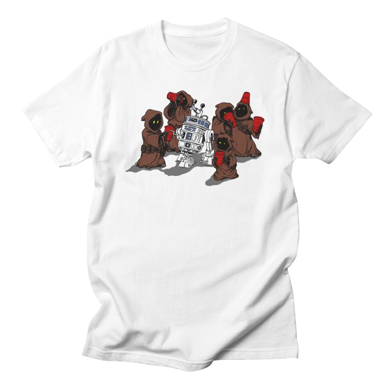 Tap That Droid Men's T-Shirt by Jerkass Clothing Co.