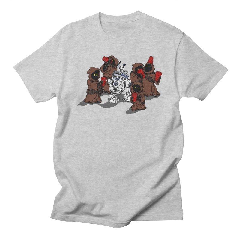 Tap That Droid Women's Regular Unisex T-Shirt by Jerkass Clothing Co.