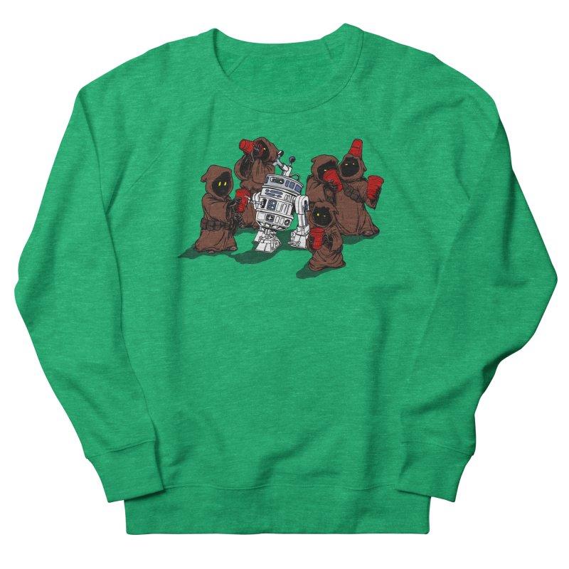 Tap That Droid Women's Sweatshirt by Jerkass Clothing Co.