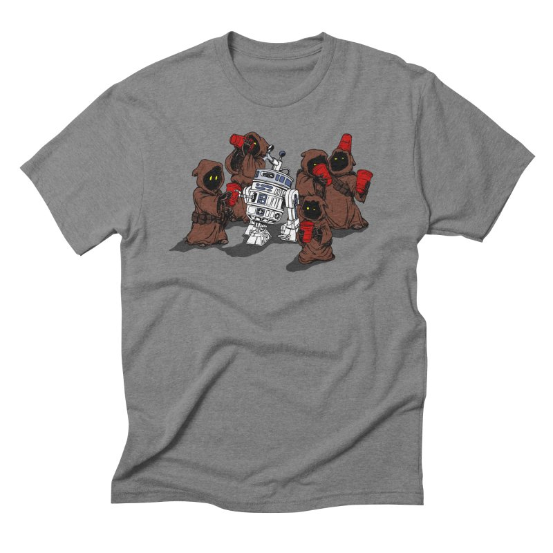 Tap That Droid Men's T-Shirt by Jerkass