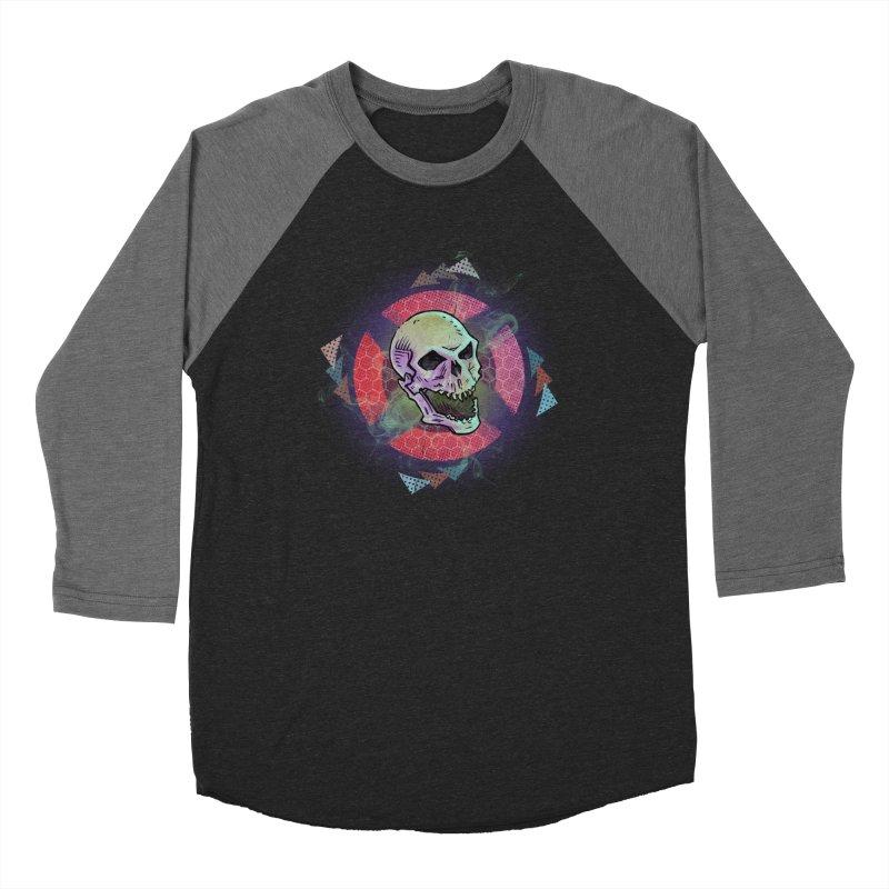 Last Laugh Men's Baseball Triblend Longsleeve T-Shirt by Jesse Giffin's Artist Shop