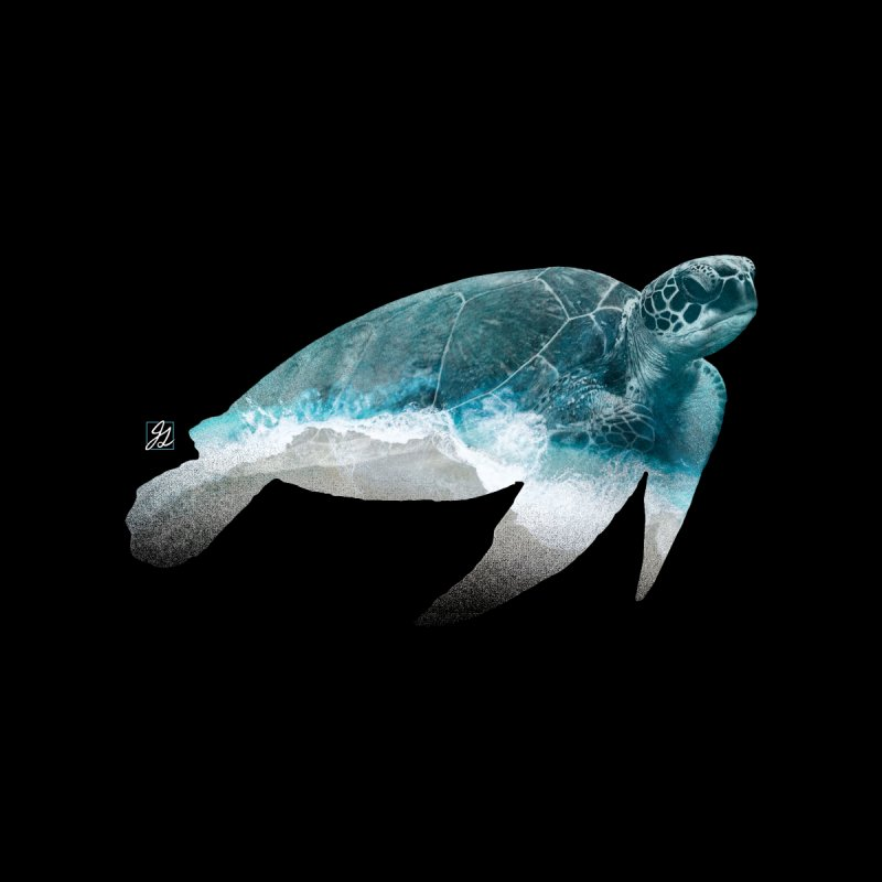 I Like Turtles by Jesse Giffin's Artist Shop
