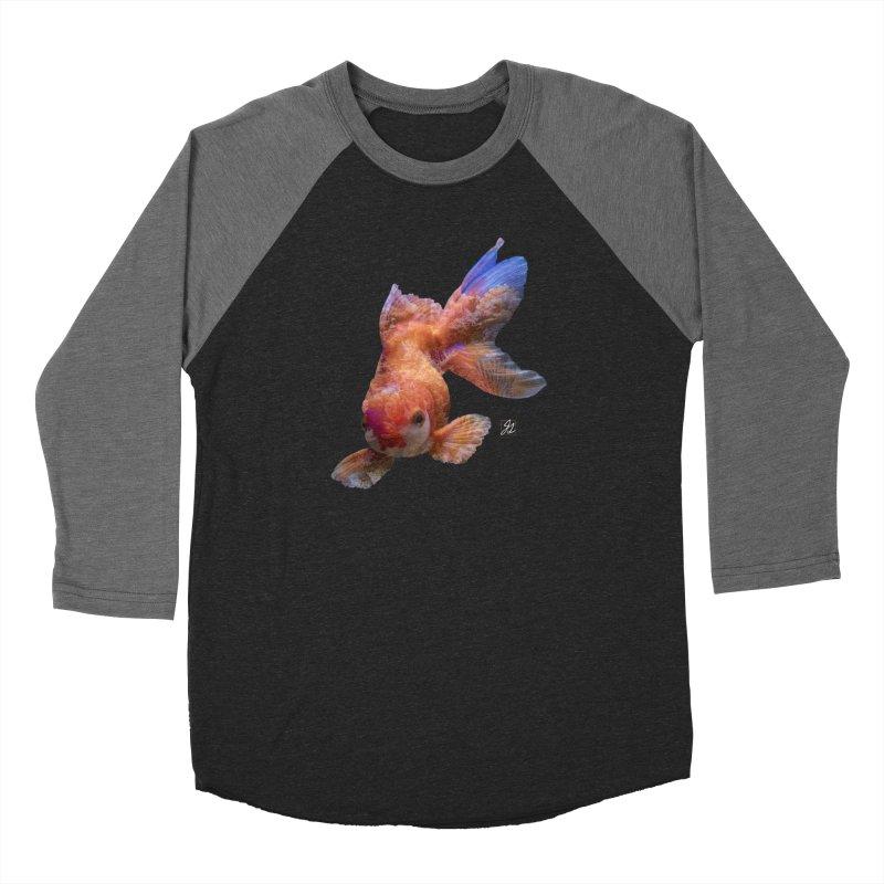 Reefer Men's Baseball Triblend Longsleeve T-Shirt by Jesse Giffin's Artist Shop