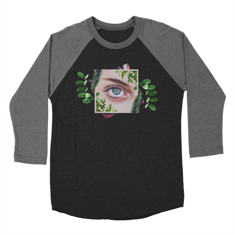 Eye on the Prize Men's Baseball Triblend Longsleeve T-Shirt by Jesse Giffin's Artist Shop