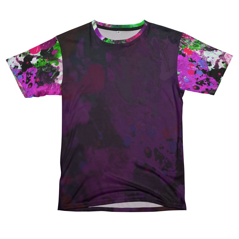 Splash Men's T-Shirt Cut & Sew by Jesse Giffin's Artist Shop