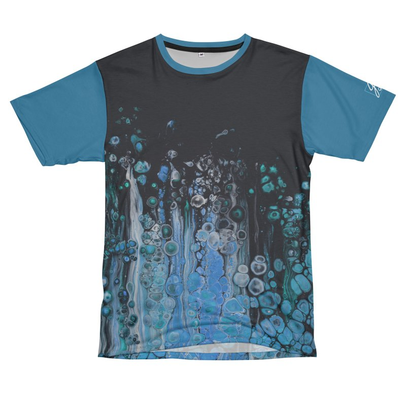 Bubbler Men's T-Shirt Cut & Sew by Jesse Giffin's Artist Shop